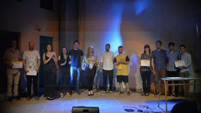 La Peña de los Premios Escenario cierra su gran noche inaugural