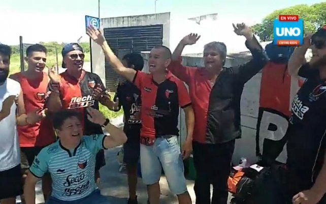 Paranaenses rumbo a Paraguay a alentar a Colón