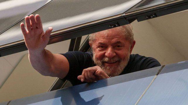 La Justicia brasilera decidió liberar a Lula