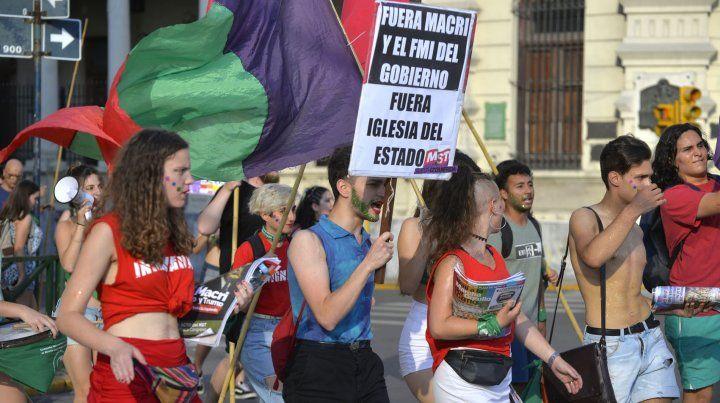 Todo listo para la IV Marcha del Orgullo Disidente