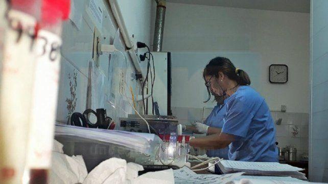 pioneros. El hospital de Gualeguaychú fideliza donantes hace 13 años.