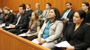 jurado. El instituto del Juicio por Jurados se implementa en provincias como Córdoba o Buenos Aires.