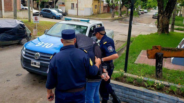 Razzia policial en el Capiba por balaceras y amenazas