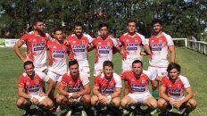 El equipo entrerriano se prepara para el Seven de la República que se jugará en Paraná.