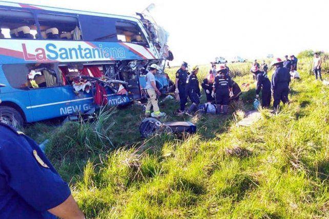 Un video explicaría cómo ocurrió el choque con cinco muertos