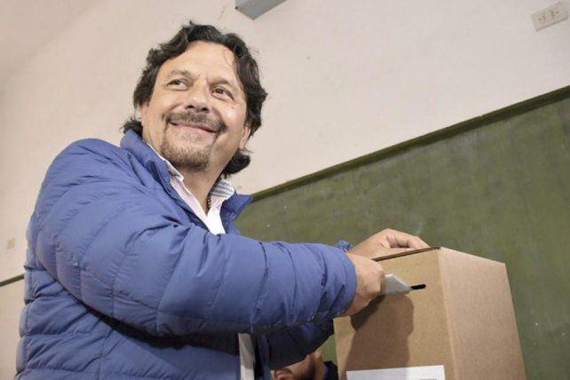 El candidato a gobernador del Frente le ganó al kirchnerismo