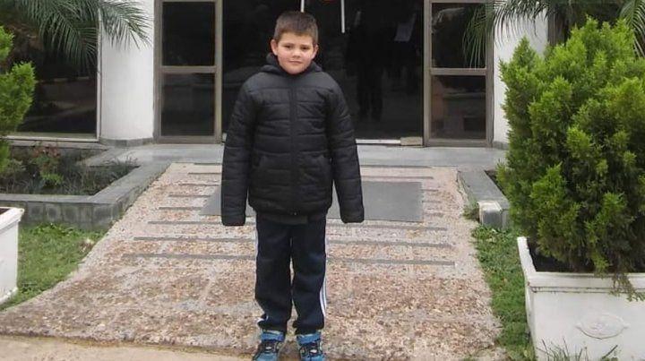 Joaquín tiene síndrome de Duchenne y necesita ayuda para realizar un tratamiento