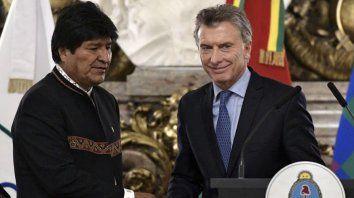 el gobierno argentino tibio con el golpe de estado en bolivia