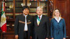 mexico concedio asilo politico a evo