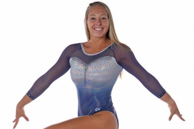 La joven tenía apenas 20 años y un gran futuro dentro de la gimnasia.