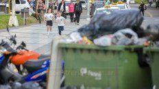 la basura sigue en las calles y expone riesgos sanitarios