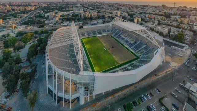 El partido debe jugarse en el New Bloomfield Stadium de Tel Aviv.