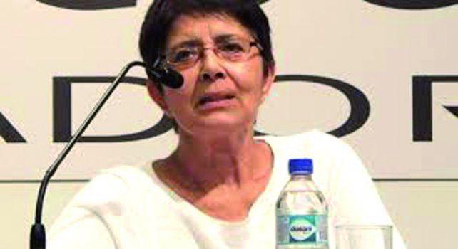 """María Lugones. """"Argentina ha hecho aportes medulares para comprender los feminismos""""."""