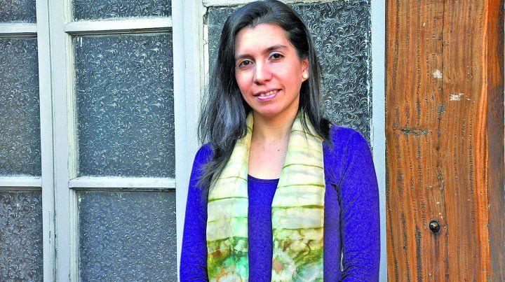 Andrea Medrano.