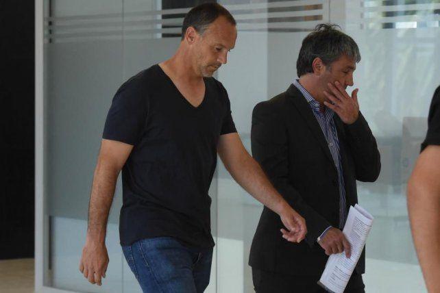 Condenaron a dos años de prisión condicional al futbolista Mauro Matos