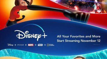 Disney Plus lanzó la guerra con Netflix.
