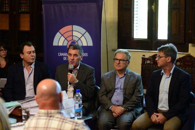 Presupuesto: Ballay valoró el trabajo de la oposición