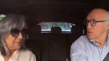 desopilante video de bianchi y margarita para invitar a los 140 anos
