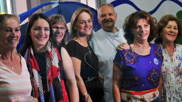 Inauguraron un lactario en el hospital San Roque