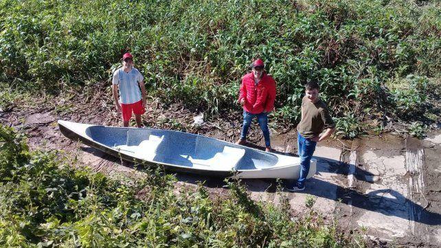 Los estudiantes de la escuela del Puerto probarán embarcaciones que fabricaron