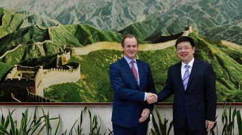 bordet fortalece agenda comercial con diplomaticos de china
