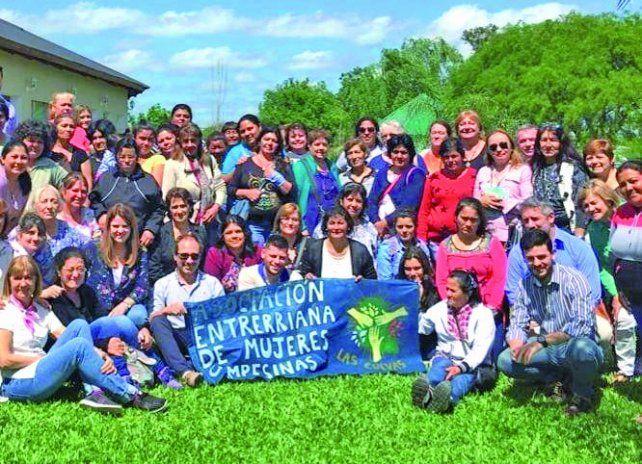 Mujeres Campesinas luchan desde hace 20 años por sus derechos.