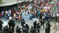 bolivia: evo morales abogo por el fin de la represion a los manifestantes
