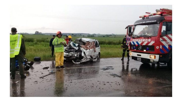Ya hubo 28 muertes y más de 200 accidentes en la ruta 14 este año