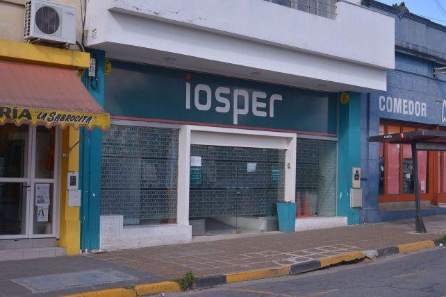 Iosper invirtió 962 millones de pesos en prestaciones por CUD