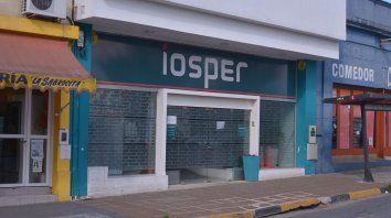 iosper invirtio 962 millones de pesos en prestaciones por cud
