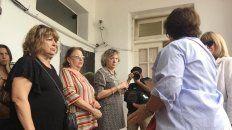 victimas recorrieron la carcel donde fueron torturadas