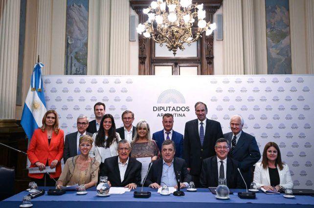 Proclamaron el triunfo de Alberto y Cristina Fernández