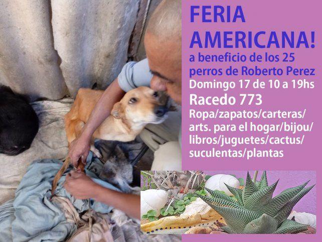 El domingo nueva Feria Americana por la perrita chocada