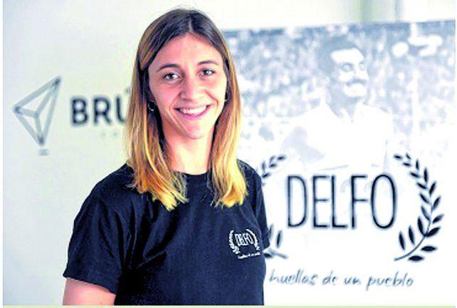 Faltaba contar la historia de vida  de Delfo Cabrera