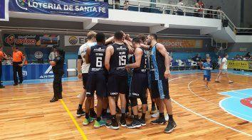 El equipo de Paraná peleó hasta el final, pero los locales cerraron mejor.