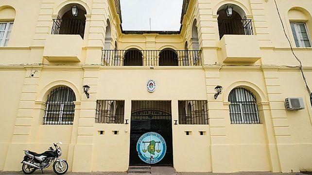 Ladrón con preventiva amenazó a otros presos