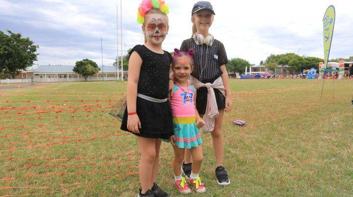 Las mejores fotos de la Fiesta de Disfraces para niños en el CAE