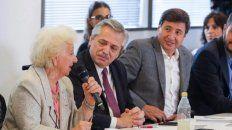 Fernández priorizará el plan contra el hambre y confirmó a Arroyo en la cartera social