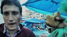 Murió periodista argentino que sufrió ACV mientras cubría protestas en Bolivia