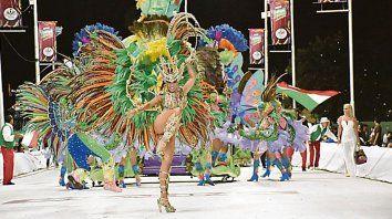 comienza a latir el carnaval de concordia