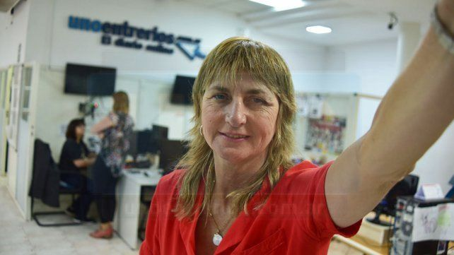 La Selfie: Mirta Franchessi