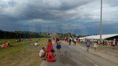#fdd2019: mas de 200 asistidos en la carpa sanitaria