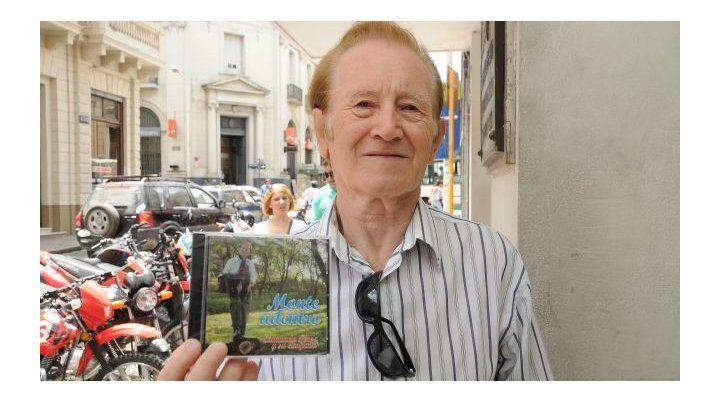 Falleció el acordeonista y compositor, don Edmundo Pérez