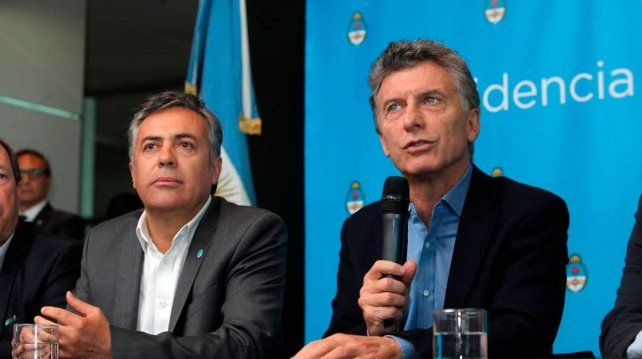 Macri, en plena pulseada con el radicalismo por ejercer el liderazgo de la oposición