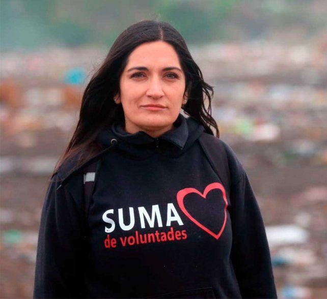 Una paranaense es finalista en Abanderados de la Argentina Solidaria