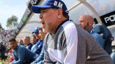 Maradona regresa a Gimnasia La Plata