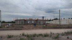 a buen ritmo la provincia construye 500 viviendas en parana