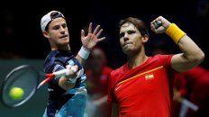 Argentina va por la hazaña ante España en la Copa Davis