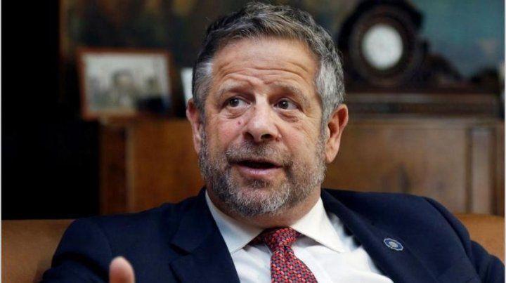 Rubinstein renunció y Macri quedó mal con dirigentes radicales