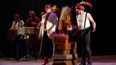 teatro del bardo fue distinguida por su trayectoria  en la region